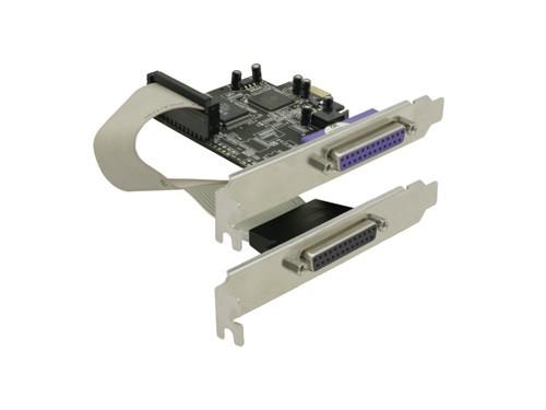 PCI Express x1 2xparallel, Delock® [89125]