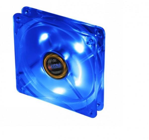 Lüfter, Green Vision,120x120x25mm, blau, Titan® [TFD-12025GT12Z/LD2/V2(RB)]