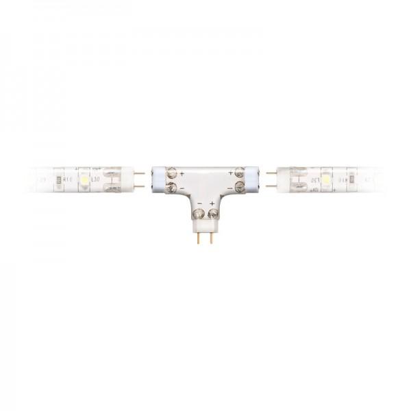 Verbindungsstück für LED-Leisten T Form flex rechts-links