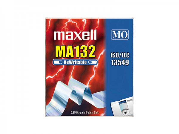 Maxell® MA 132 S1 ISO 1,2 GB Optical Disk