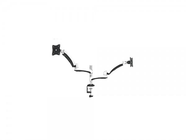 """Bildschirm- und TV-Tischhalter, 13""""-27"""", 33-69 cm Bildschirmdiagonale, Belastung bis 9 kg, Armreichweite bis 527 mm, vollbeweglich, My Wall®"""