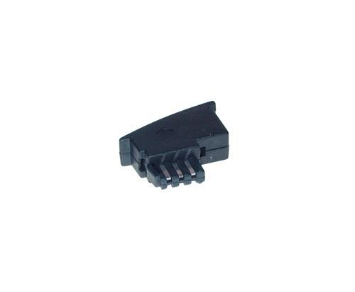 Telefon-Adapter TAE-F Stecker / RJ11 Buchse, Good Connections®