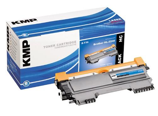 KMP Tonerkartusche kompatibel mit kompatibel mit Brother TN-2220