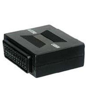 Scart Doppelkupplung, 21-pol Scart Buchse an Buchse 1:1, Good Connections®